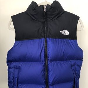 The north face nupste vest
